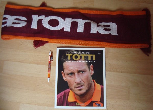 Totti quanti ! 