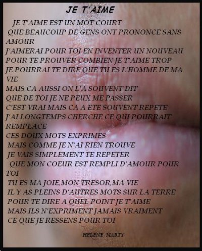 Love Quotes For Husband Poeme Damour Pour Un Homme